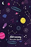 Astronomy Observation Logbook: A Log Book For Astronomy Lovers | A Night Sky Observations Record Journal | Stargazing Journal Notebook Records