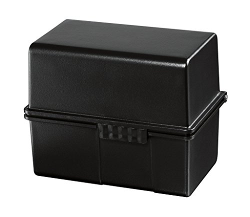 HAN 978-13 - Carta para tarjetas A8 300 , color negro