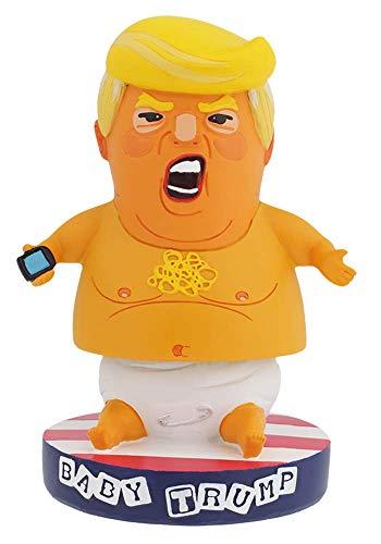 Muñeco cabezón de bebé Trump - BobbleHIPS