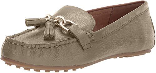 Aerosoles Women's Soft Drive Loafer,MID GREEN NUBUCK,11 M US