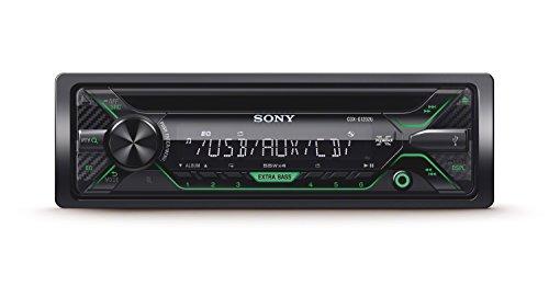 Sony Façade autoradio à Lecteur CD et connectivité USB