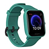 """1.43"""" Large Color Touch Screen, Corning Gorilla 3 Reinforced Glass (SpO2) Blood-oxygen Level Measurement Heart Rate Monitoring and PAI Heath Assessment System 60+ Sports Modes and 5 ATM Water Resistance Stress Monitoring with Breathing Training Four ..."""