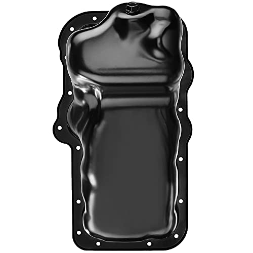 A-Premium Engine Oil pan Replacement for Dodge Ram 1500 2002-2010 Durango Dakota Liberty V6 3.7L