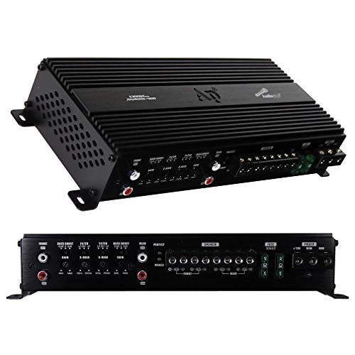Audiopipe APMCRO-4100 Micro 4 Channel Amplifier - 1300W