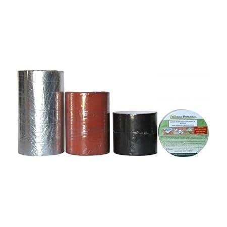 Bande D Etancheite Toiture Bitume Autocollante A Froid Rouge Tuile 10 M X 10 Cm Rouge Tuile Amazon Fr Bricolage