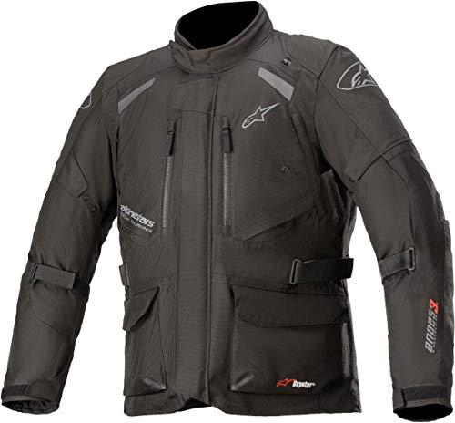Alpinestars Andes V3 Drystar Motorrad Textiljacke Schwarz L