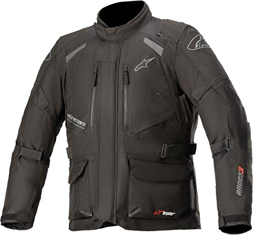 Alpinestars Andes V3 Drystar Jacket Cazadora Impermeable, Negro, L para Hombre