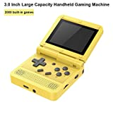 Best Handheld Game Consoles - Handheld Game Console, V90 Classic Games 3.0 Inch Review