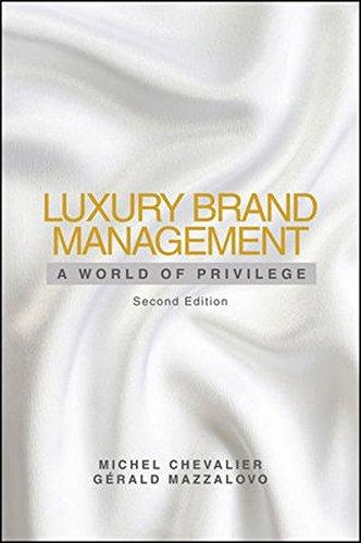 Hot Sale Luxury Brand Management: A World of Privilege