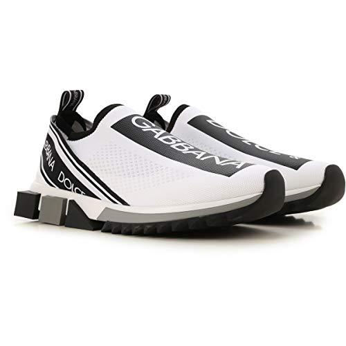 Zapatillas Dolce & Gabbana Sorrento Blancas 46