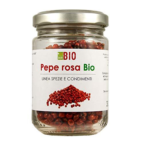 PEPE ROSA INTERO BIO 30G - Vasetto vetro