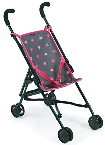 Bayer Chic 2000 601 82 Puppen-Buggy, Grau