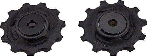 Sram MTB Schaltwerk Jockey Felgensatz für X 9, schwarz, Standard