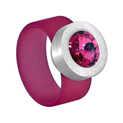 heideman ars gratia artis Ring  pink DE 59