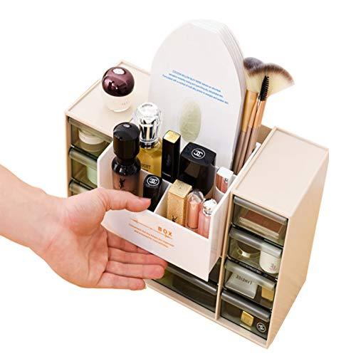 ZYJFP Acryl Cosmetica En Sieraden Opslag Display Box Ideaal voor Badkamers, Dressing Tafels En Werkbladen Met 11 Laden