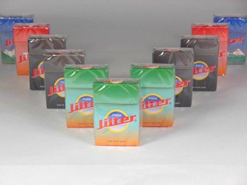 Jilter Filter 11 Packungen á 42 Filter Slim Tips Zwister 6mm
