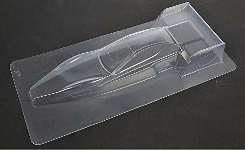 TAMIYA 311825824 - Zubehör: DT03 Karosserie mit Spoiler PC