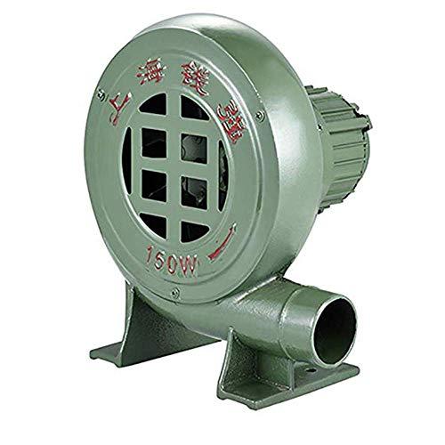 Yangangjin Draagbare blazer, centrale elektrische ventilator, industriële pompventilator, handmatig smeedijzeren transmissie, voor opblaasbare barbecue-verbranding, trampoline
