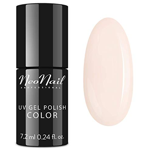 NeoNail UV Nagellack 7,2 ml - - UV Lack Gel Polish Soak off Nagellack UV Gel LED Polish Lack Shellac (2860-7 Sensitive Princess)