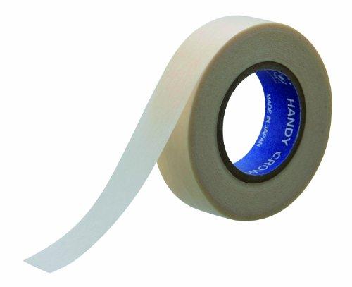 ハンディ・クラウン 塗装用マスキングテープ 白 幅15mm×長18m [養生テープ]