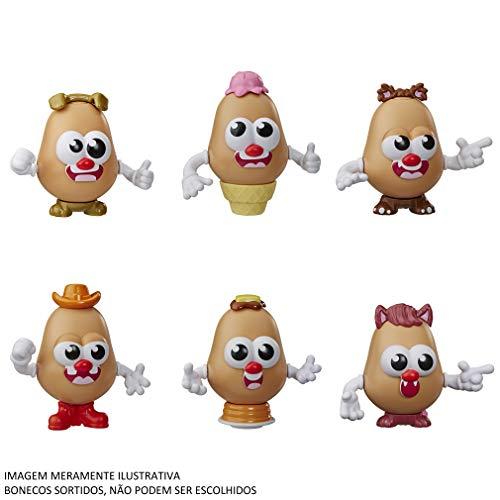 Figura Surpresa Mr. Potato Head Batatinhas - Série 1 - E7405 - Hasbro