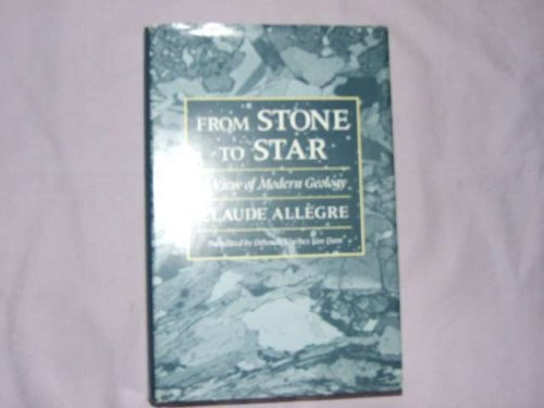 From Stone to Star: View of Modern Geology