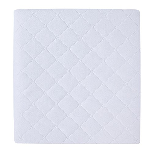 Find Cheap Carter's Keep Me Dry Water Resistant Mattress Protector Pad, White