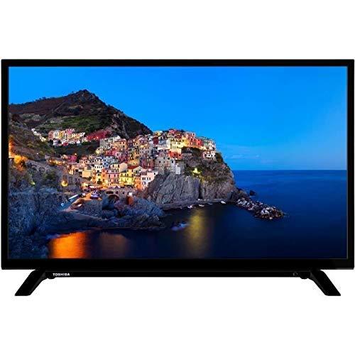 Toshiba Ecran/TV LED 32 Zoll 32WL1A63DG HD Ready (Schwarz)