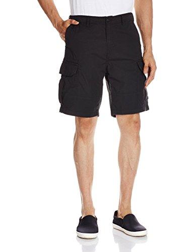 DC Apparel Herren Walk Shorts Ripstop 21 Zoll, Black, 32, EDYWS03054