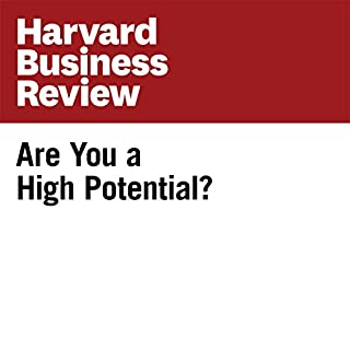 Couverture de Are You a High Potential? (Harvard Business Review)