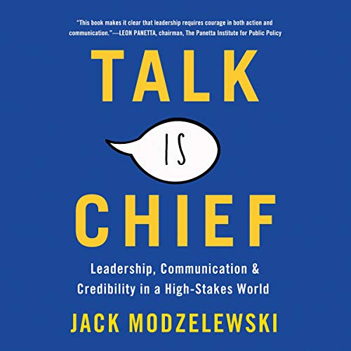 Talk Is Chief cover art