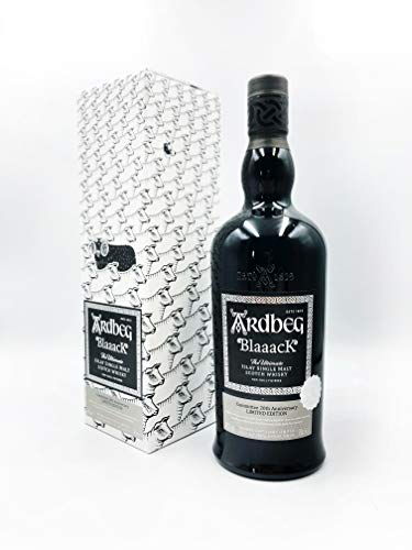 Ardbeg BlaaacK Islay Single Malt Scotch Whisky Committee 20th Anniversary (1 x 0.7 l)