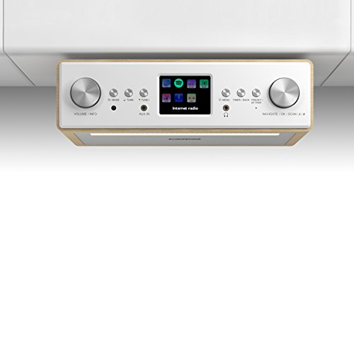 auna Connect Soundchef • Radio Internet • Radio da Cucina
