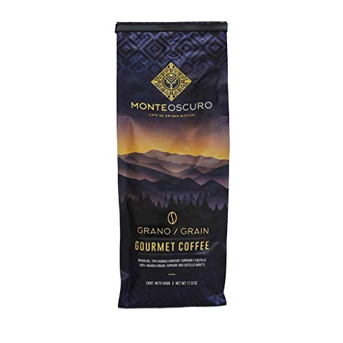 Monteoscuro Gourmet Coffee, Whole Beans, 450 grams