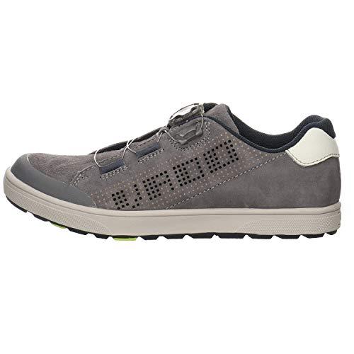 VADO Jungen Sneaker Ash grau Gr. 40