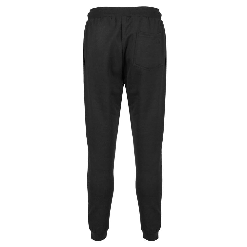 Small Iron Mountain Mens Reclaimed Yarn Eco Friendly Anti Pil Flexible Comfortable Jog Sweat Pant Trouser Charcoal Marl