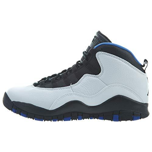 Nike Kids GS Air Jordan 6 Retro Basketball Shoe (4)