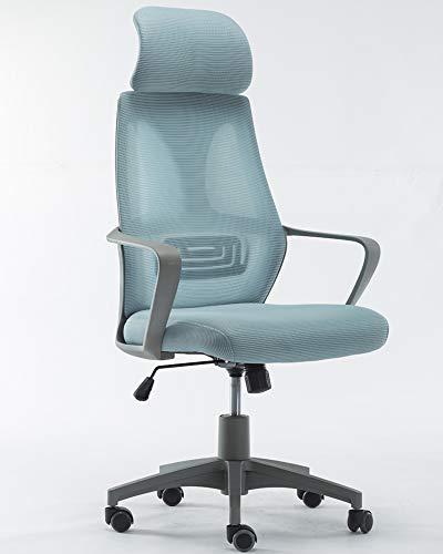 Cadeira de Escritório Executiva Telavive Luxo Cinza clara Conforsit 4992