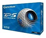 TaylorMade TP5 Bola DE Golf, Hombres, Blanco, Talla única