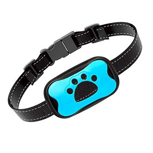 OFAY Hunderindenhalsband - Keine Schockvibration Und Kein Sound Stop Barking Halsband Für Hunde - 7 Level Sensitivities Anti Bark Collar