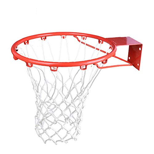 Find Bargain Aoligei Basketball Ring, Basketball Hoop, Hoop Net and Wall Mounting Fixings, Suitable ...