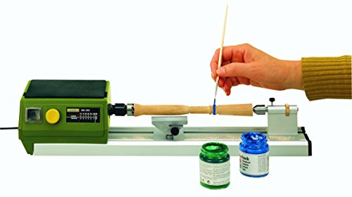 Proxxon Micromot DB 250 MICRO Woodturning Lathe