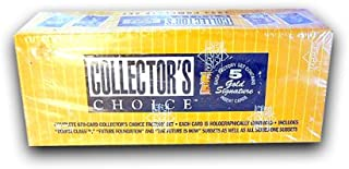 1994 Upper Deck Collector's Choice Baseball Complete Set, 670 Cards