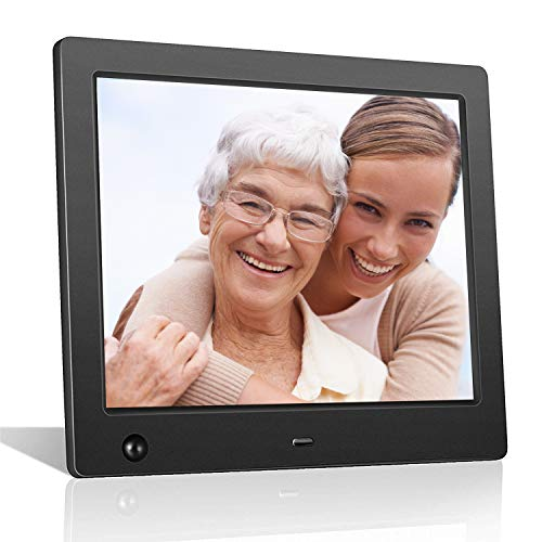 Digital Picture Frame 8 inch - Digital Photo ...