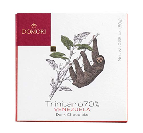 Domori - Cacao Trinitario 70% Venezuela 50g