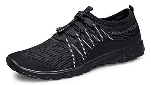 [Caligen] 軽量 スニーカー スポーツシューズ メンズ レディース 運動靴 ランニング ウォーキングシューズ フィットネス トレーニングシューズ クッション性 男女兼用 ジム靴 通勤 通学 日常着用