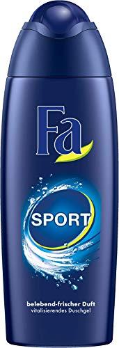 Fa Active Sport douchegel, verpakking van 6 (6 x 250 ml)