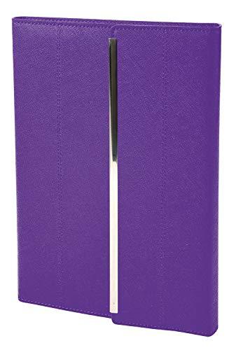 Quo Vadis Venezia Executive Prestige Spiralbindung Terminkalender 2017, Wochenansicht 9 x 12,5 cm violett