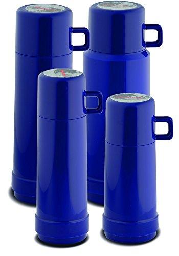 Rotpunkt Jesper 60, hyperblauw thermosfles blauw 1000ml 604-06-14-0