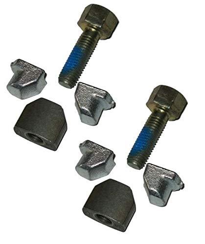 FKAnhängerteile 2 x Knott/BPW Bremsbackennachsteller, Nachstellset, Knott Nr. 405859.001